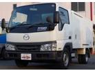 マツダタイタンダッシュ冷蔵冷凍車 4WD