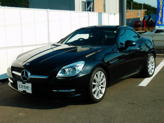 メルセデス・ベンツ SLKクラス SLK200 ブルーエフィシェンシーの中古車