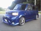 トヨタbB1.3 S Xバージョン