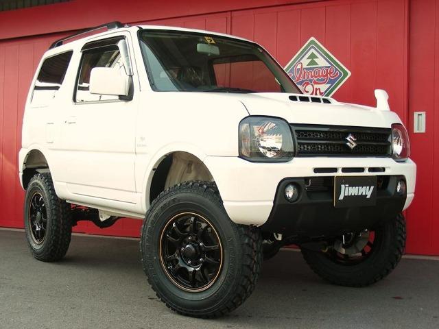 ジムニー(スズキ)660 XC 4WD 中古車画像