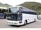 三菱エアロクイーン48人乗りバス