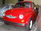 フィアット500(チンクエチェント)チンクチェント シュタイアプフ 500D