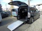トヨタヴォクシー2.0 X Lエディション ウェルキャブ スロープタイプI 車いす2脚仕様車