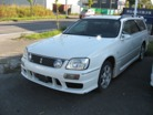 日産ステージア2.5 25t RS FOUR V 4WD