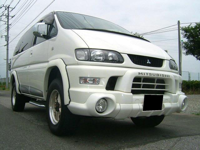 デリカスペースギア3.0 シャモニー ハイルーフ 4WD(三菱)の中古車