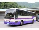 三菱エアロクイーン52人乗りバス