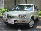 日産ラシーン1.5 タイプII 4WD