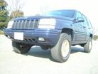 ジープグランドチェロキーリミテッド 4WD