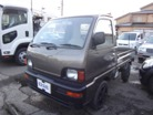 三菱ミニキャブトラック660 TL 三方開 4WD