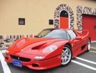 フェラーリ F50 F50ディラー車ワンオーナーフルオリジナル