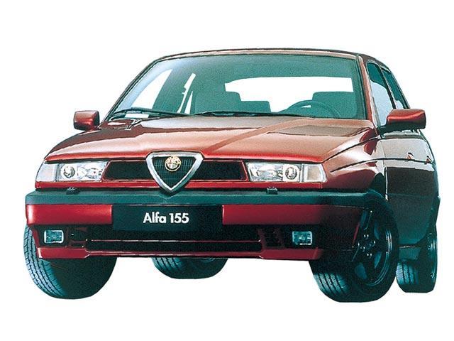 アルファ ロメオアルファ155のおすすめ中古車一覧