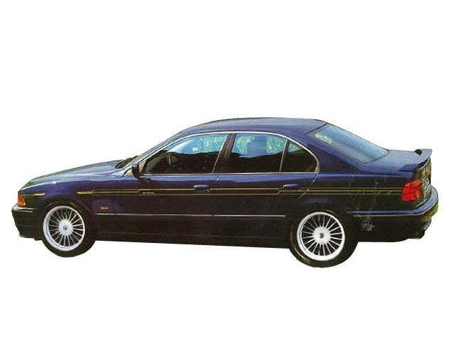 BMWアルピナ B10(1997年04月)