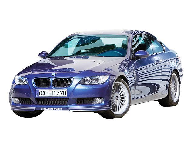 BMWアルピナD3クーペのおすすめ中古車一覧