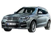 【BMWアルピナ】XD3