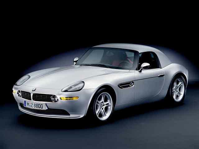 BMWZ8のおすすめ中古車一覧