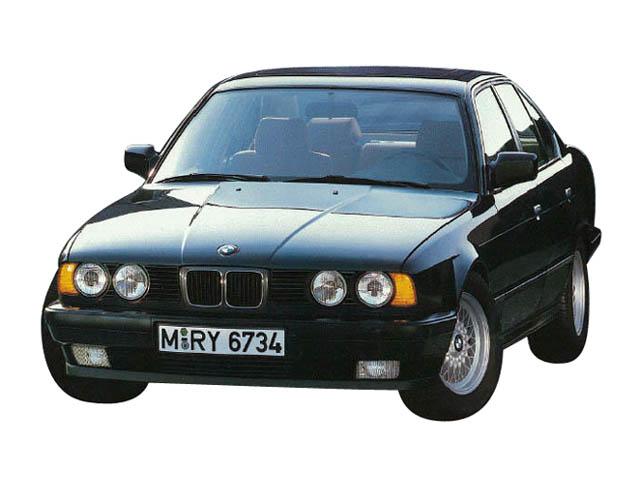 BMW 5シリーズ(5_SERIES)カタログ   -