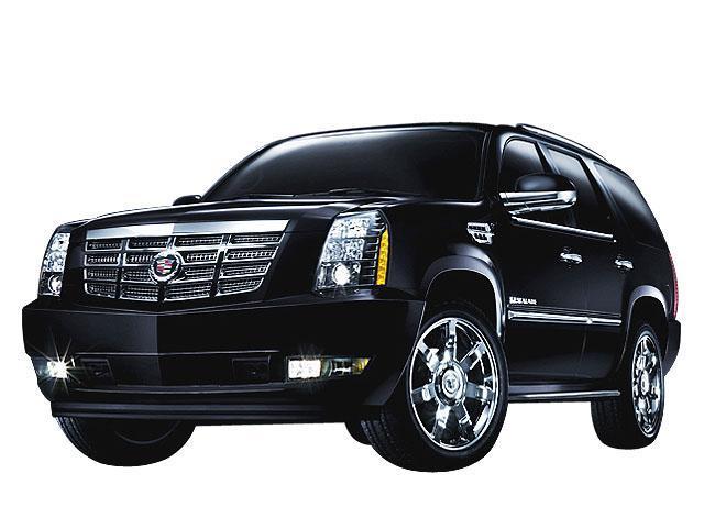 キャデラック エスカレード プラチナム AWD 4WD 6AT (定員:7人)(2012 ...
