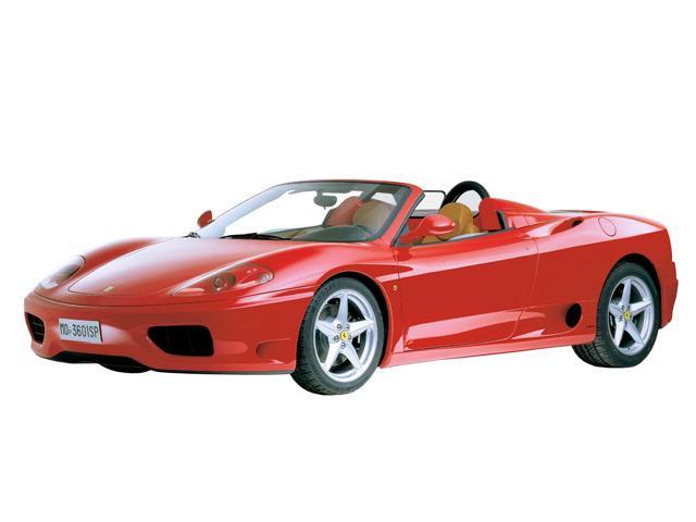 フェラーリ360スパイダーのおすすめ中古車一覧