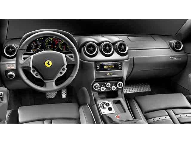 新型車速報・新車情報 フェラーリ 612スカリエッティ エンハンスト 【追加モデル… ■高い操作