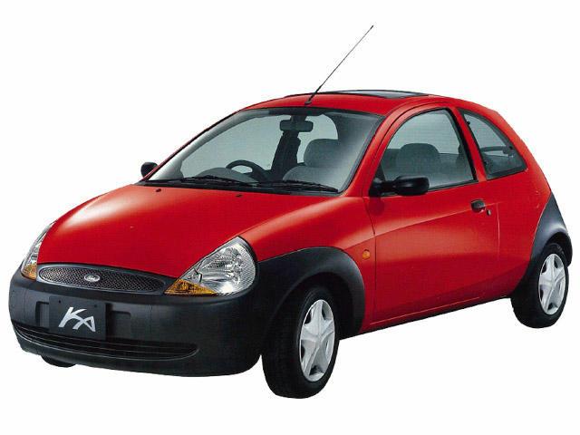 フォードKaのおすすめ中古車一覧