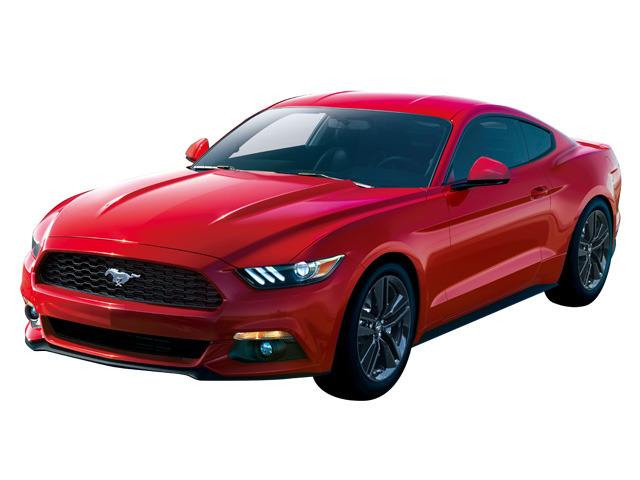 フォード マスタング(14年~) フォード マスタング(14年~) 生産中モデル 誕生50周年を