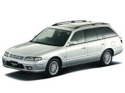 97年(H09)11月、FMC時の4WD-V6-2500DOHC-GHIAのフロント