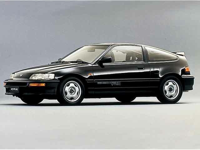 ホンダCR-Xのおすすめ中古車一覧
