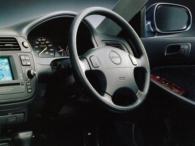 いすゞ・ジェミニの画像 p1_17