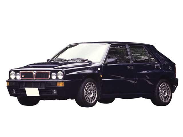 ランチアデルタのおすすめ中古車一覧