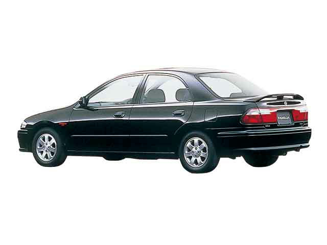 1996 Mazda Familia 1 3 S Related Infomation Specifications