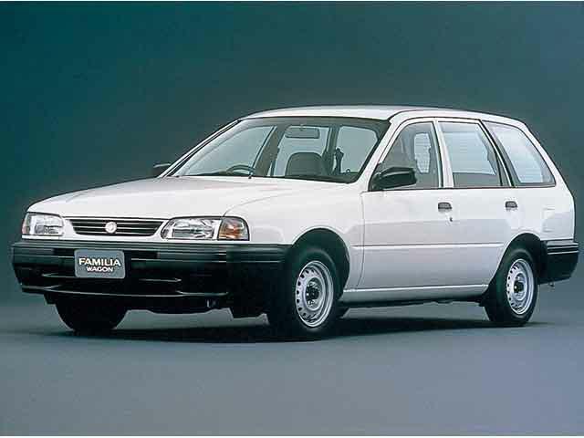 マツダファミリアワゴンのおすすめ中古車一覧
