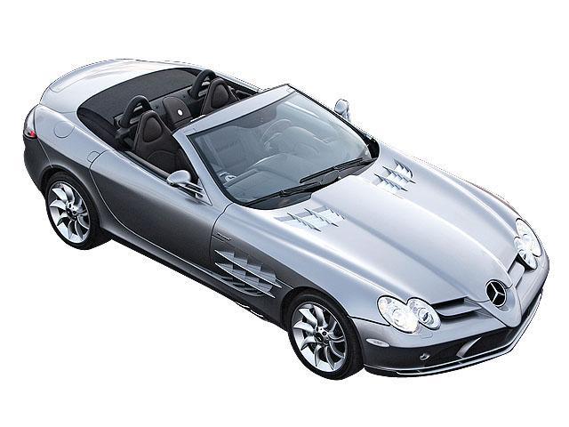 メルセデス・ベンツSLRクラス マクラーレン ロードスターのおすすめ中古車一覧