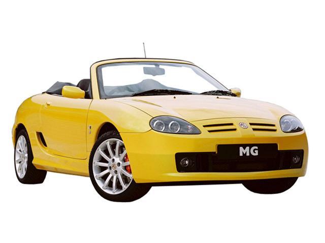 MGTFのおすすめ中古車一覧
