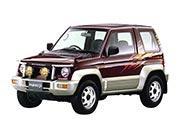 95年(H7)11月、新型時の1.1 ZR-II 4WDのフロント