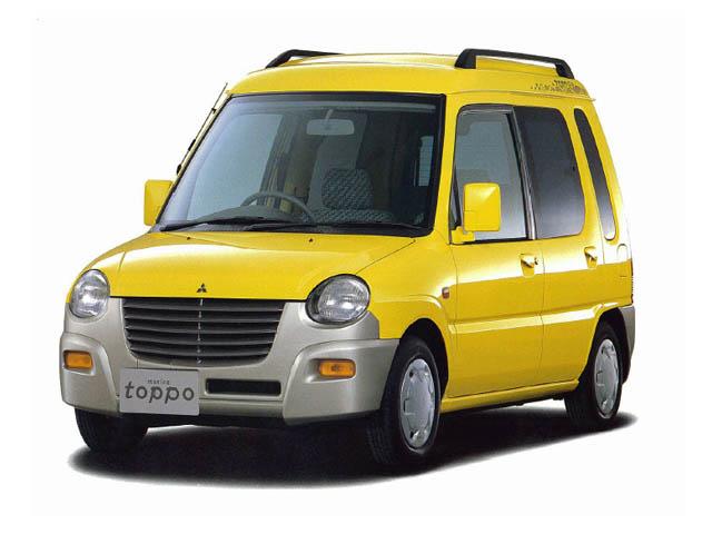 ミニカトッポ(三菱)の中古車を探す