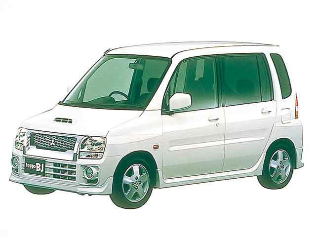 トッポBJ660 R(三菱)の中古車