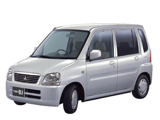 トッポBJ(三菱)の中古車を探す
