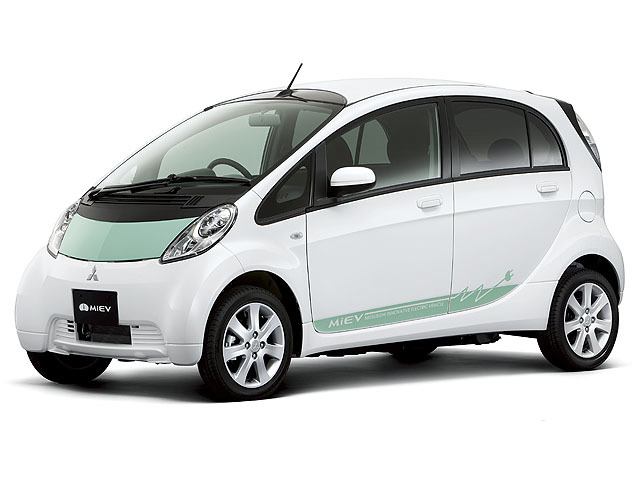 人気の軽自動車 アイミーブの新車情報と基本性能データ