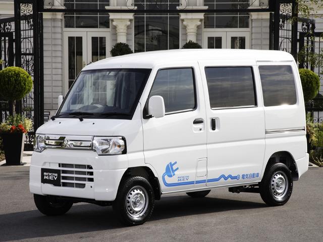 ミニキャブミーブCD 16.0kWh 4シーター 標準ルーフ(三菱)の中古車