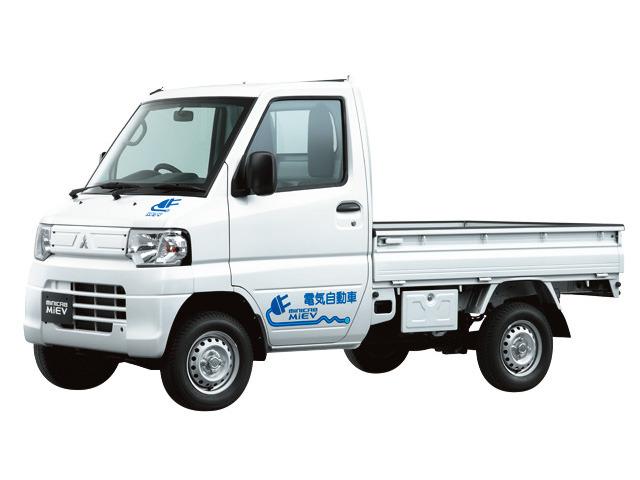 三菱ミニキャブミーブトラックのおすすめ中古車一覧