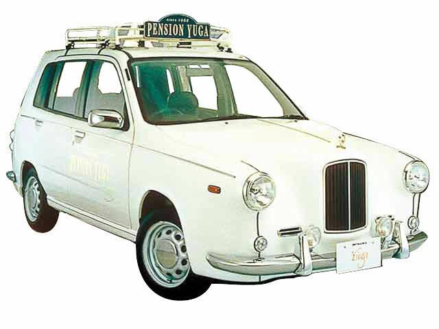 光岡自動車ユーガのおすすめ中古車一覧