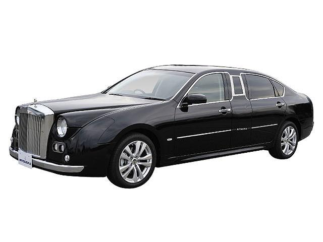 光岡自動車ガリューリムジンS50のおすすめ中古車一覧