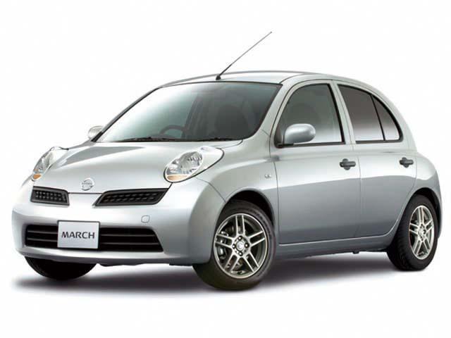 マーチ1.2 12S(日産)の中古車