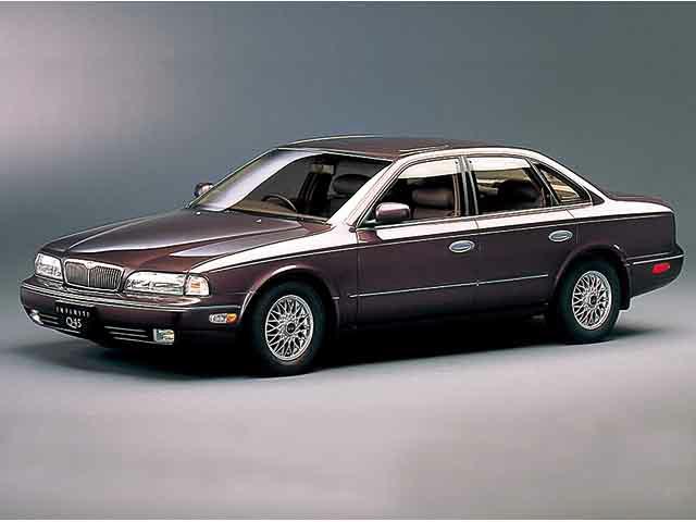 日産インフィニティQ45のおすすめ中古車一覧