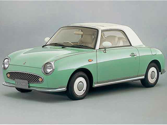日産フィガロのおすすめ中古車一覧