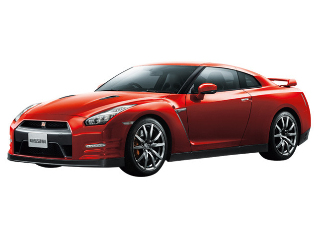 日産GT-Rのレンタカー