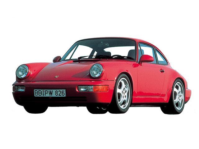 911 1988年10月~1993年12月生産モデルのカタログ