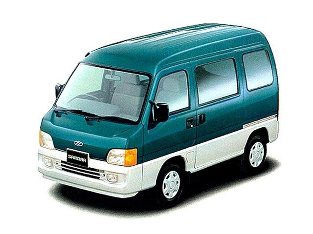 スバル サンバーディアスワゴン 660 クラシック 3at 1999年02月~2000年03月 カタログ・燃費
