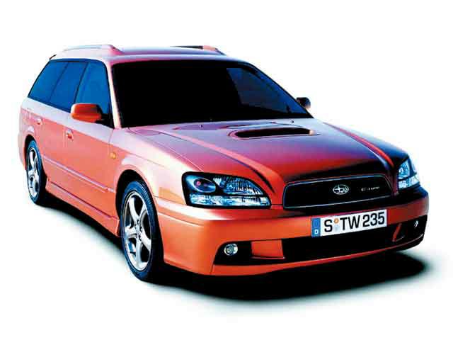 レガシィツーリングワゴン2.0 TX-SII 4WD(スバル)の中古車
