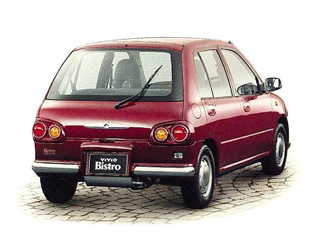 スバルヴィヴィオビストロのおすすめ中古車一覧